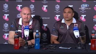 NRL Press Conference: St George Illawarra Dragons - Finals Week 2