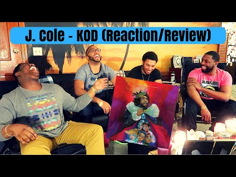 J. Cole - KOD (Reaction/Review) and Conversations on Hip-Hop