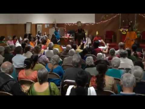Seniors of ICC of Cupertino- Drama on Ramayana - Diwali 2016 (Part 1 of 2) - 10/26/2016