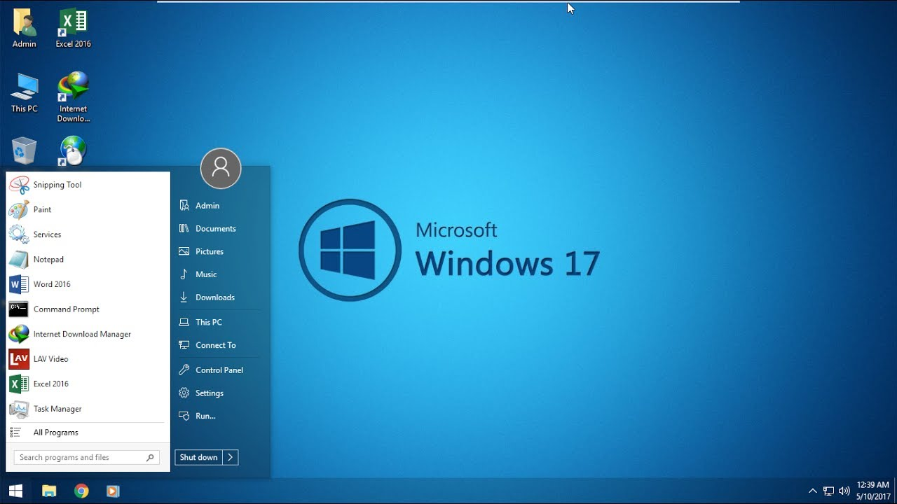 Image result for windows 17