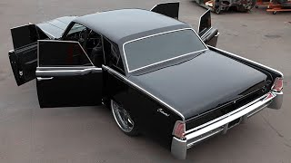 1965 Lincoln Continental 532 Stroker Full Restoration Project