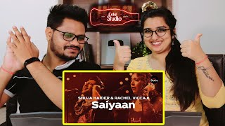 Indian Reaction On Coke Studio Season 12  Saiyaan  Shuja Haider & Rachel Viccaji   Krishna Views