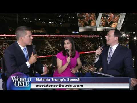 World Over - 2016-07-21 – Congressman Sean Duffy and Rachel Campos-Duffy with Raymond Arroyo