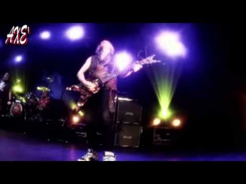 MICHAEL SCHENKER [ HOLIDAY ] LIVE TEMPLE OF ROCK 2012.