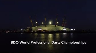BDO World Professional Darts Championships LIVE The Finals