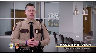 State Patrol LETO: Trooper Paul Bartusch