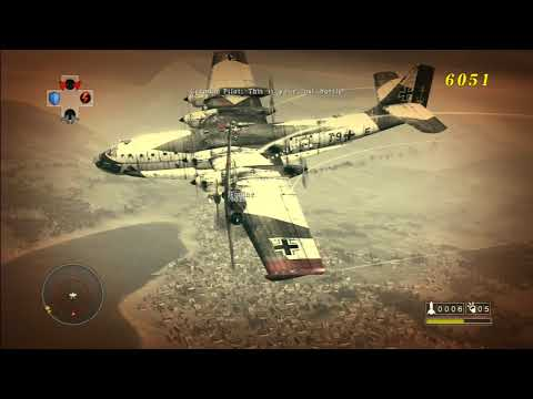 Blazing Angels 2: Secret Missions Of WWII - Mission 16: The Eagle's Nest