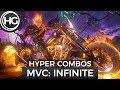 Marvel vs. Capcom: Infinite (PC) - All Hyper Combos / Supers 1440p (60ᶠᵖˢ) QHD
