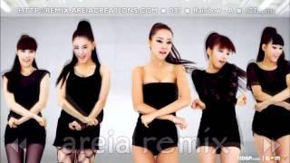 Areia Remix #37 | Rainbow - A