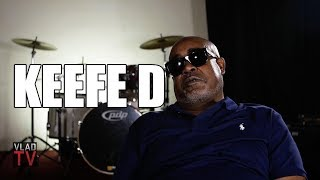 Keefe D: We Didn't Pour Out Liquor for 2Pac After He Passed (Part 15)