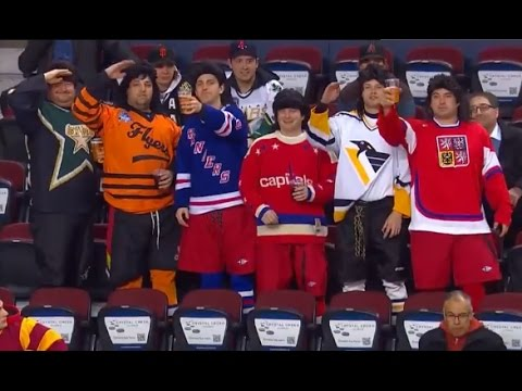 NHL - The Greatest Fans On Earth [HD]
