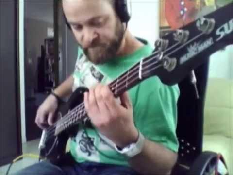 Pour Me A Glass | H-Blockx Bass Cover