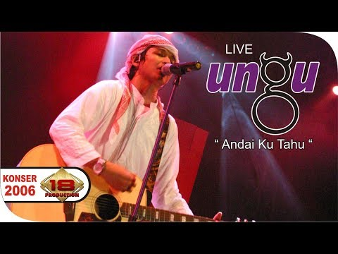 Konser UNGU - Andai Ku Tahu @Live BALIKPAPAN 2006