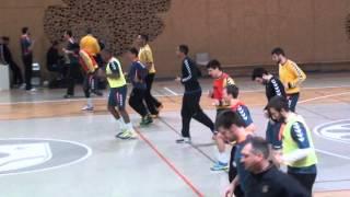 Handball Training Camp. Terme olimia, Podcetrtek, Slovenia.
