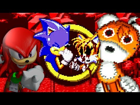 There Is Only One Thing Scarier Than Sonic.exe... Tails.exe thumbnail