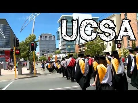 University of Canterbury Students' Association - promotional video