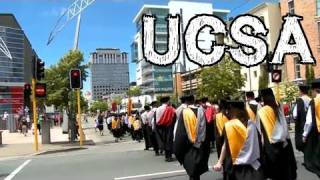 Repeat youtube video University of Canterbury Students' Association - promotional video
