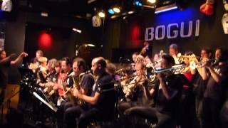 "LOCOMOTORA BIG BAND / Bogui Jazz, 24 de abril de 2016 / ""Strike Up the Band"""