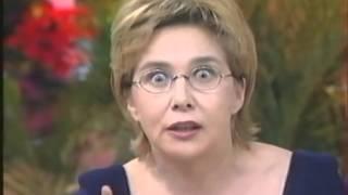 Sophie Forte - L'enseignante / La Classe  (sketch 1997)