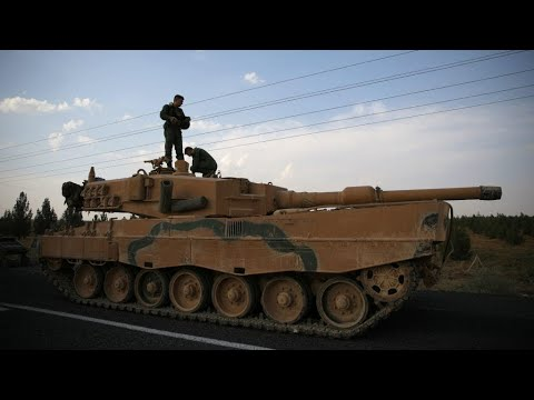Erdogan threatens to restart Syria offensive if Kurds fail to withdraw