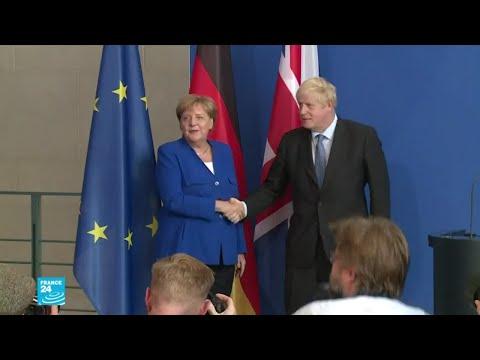 بوريس جونسون يبدأ من برلين جولة أوروبية يهيمن عليها ملف بريكست  - نشر قبل 17 دقيقة
