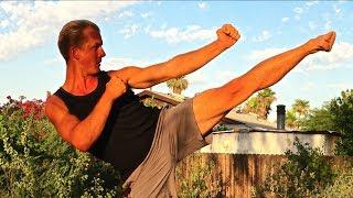 Incredible Balance Training for Kicks - Top 10 Kung Fu Balance Postures for Kicking!