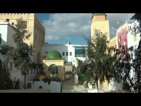 TUNISIA - HAMMAMET YASMINE ياسمين الحمامات  [HD]
