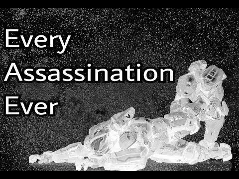 Every Single Halo Assassination