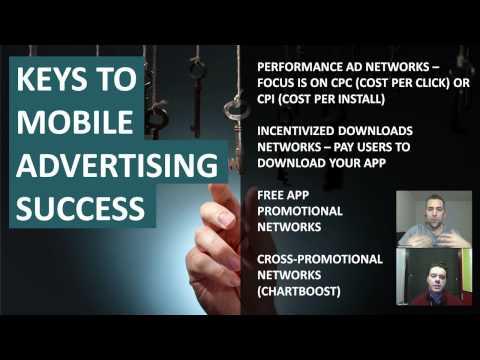 Mobile Advertising Basics with GoAppDeveloper