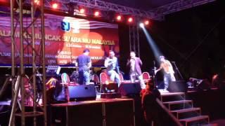 Show Kumpulan Okay RL7 di Malam Kemuncak Suaramu Malaysia