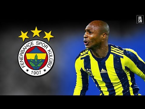 Andre Ayew | 2018 | Welcome to Fenerbahçe | Skills,Dribblings And Goals | HD