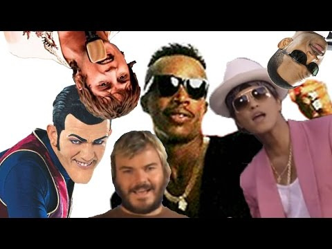 Everybody Can't Touch This (MC Hammer Meme Mashup)