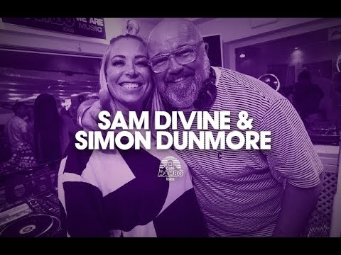 Sam Divine & Simon Dunmore - Defected Ibiza 2018 Opening Pre-Party - LIVE DJ Set From Cafe Mambo