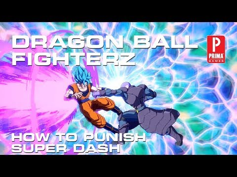 Dragon Ball FighterZ - How to Punish Super Dash