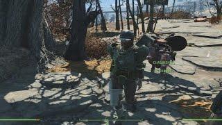 Fallout4 Снабжение - создаем линии снабжения - что они дают