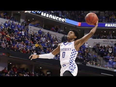 De'Aaron Fox, Kentucky | March Madness Highlights
