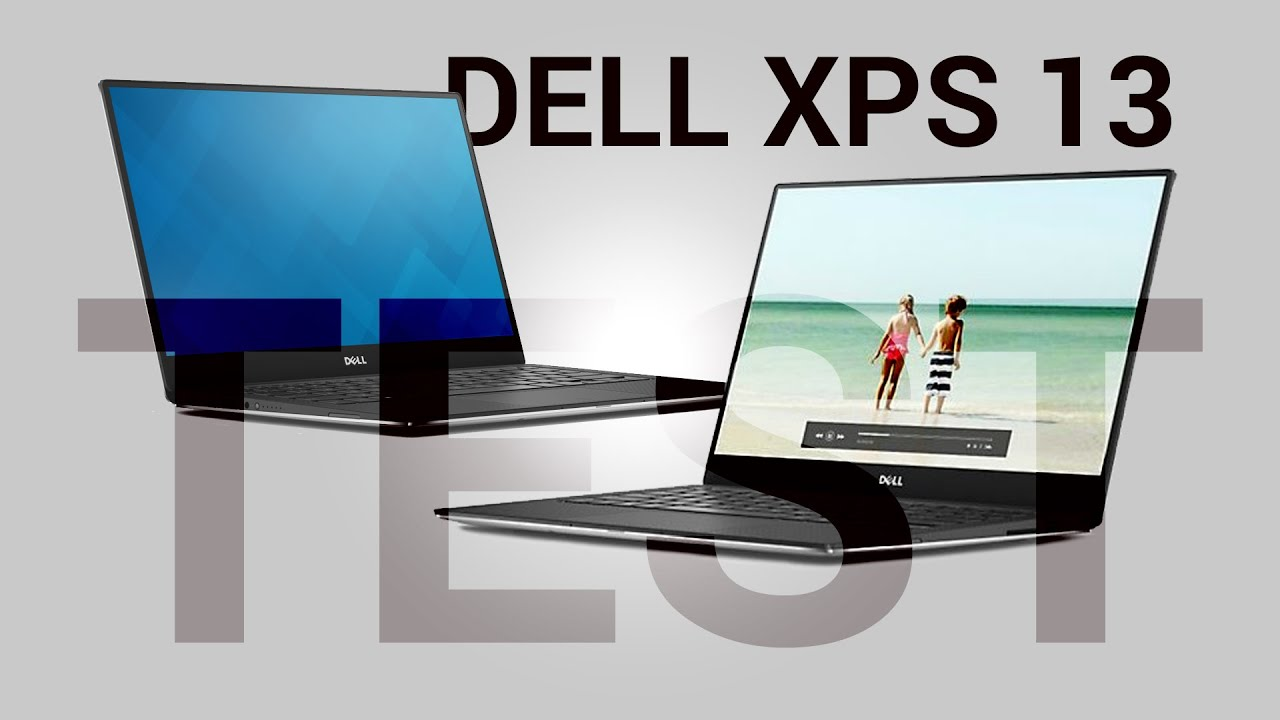 test dell xps 13 le meilleur pc ultraportable du moment mais youtube. Black Bedroom Furniture Sets. Home Design Ideas