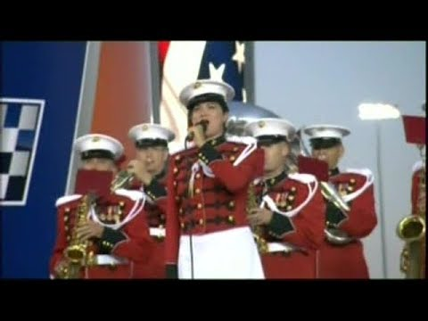 The Star Spangled BannerPresidents Own United States Marine Corps Band 09-09-2017