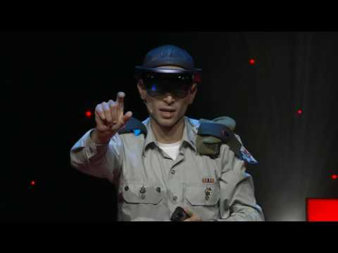 Augmented Reality to the rescue | Rotem Bashi | TEDxTelAviv