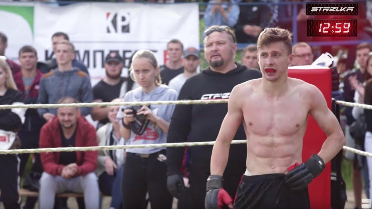 Борец против Бойца без правил из Белоруссии !!