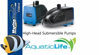 AquaticLife High Head Submersible Pump - Product Overview