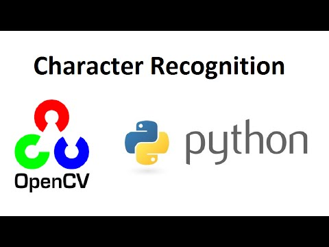 OpenCV 3 KNN Character Recognition Python