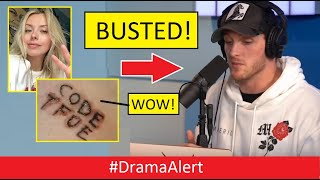 Logan Paul Caught LYING & Corinna Kopf RESPONDS! #DramaAlert Mr Beast is AWESOME! TFUE NOOOO!