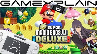 New Super Mario Bros. U Deluxe Up 56% From Wii U & Tales of Vesperia Sales Performance Detailed (UK)