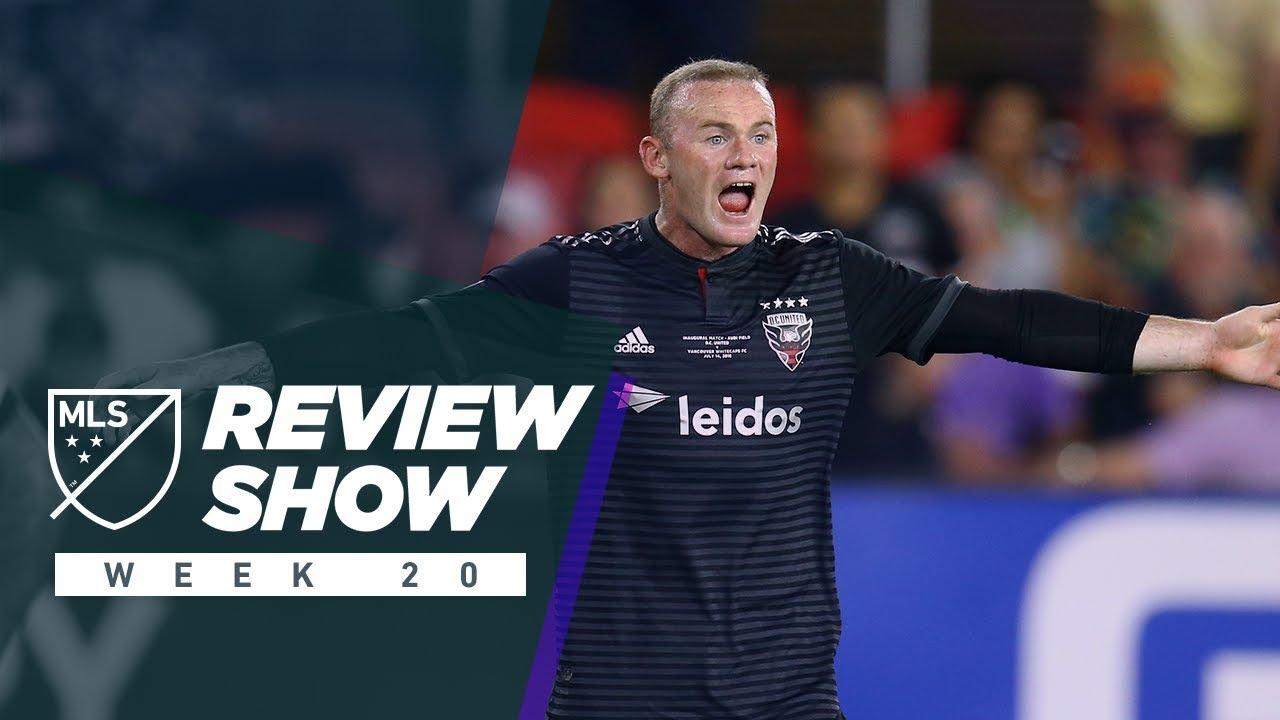 Welcome to MLS, Wayne Rooney | Week 20