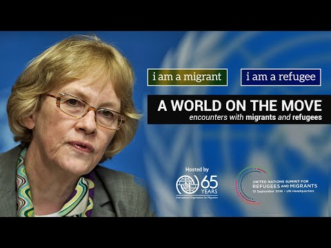 A World On The Move: Looking Towards The Summit On Refugees And Migrants With Karen AbuZayd