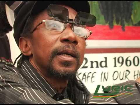 Eddie Fitzroy talks about reggae greats such as Bob Marley and Slim Smith