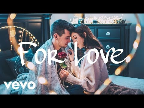 The Chainsmokers Ft. Halsey - For Love (Lyrics / Lyric Video)