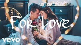 The Chainsmokers Ft. Halsey - For Love  Lyrics / Lyric Video