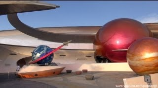 Mission Space Complete POV Experience Epcot - Walt Disney World HD 1080p